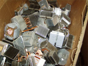 Aliminium-Copper Heat Zinc