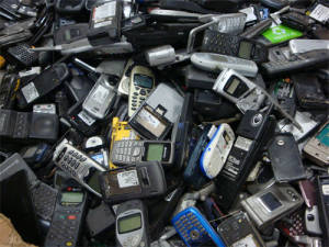 Cell Phones-No Batteries