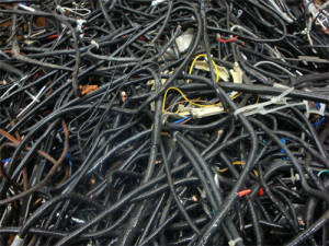 Degaussing Wire
