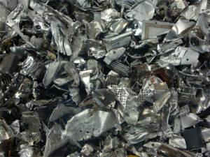 Shredded Aluminium